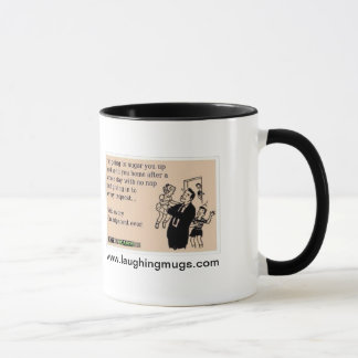 Grandparents Spoiled Mug