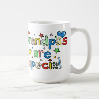 Grandpas are Special Basic White Mug
