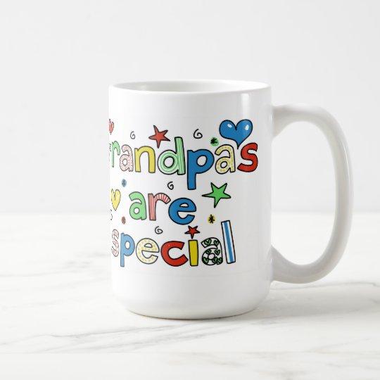Grandpas are Special Coffee Mug