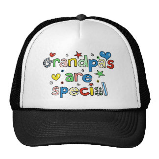 Grandpas are Special Hats