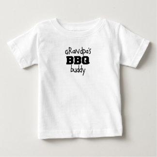 Grandpa's BBQ Buddy Baby T-Shirt