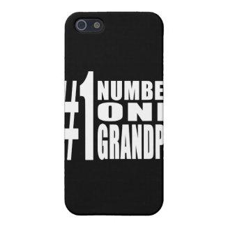 Grandpas Birthdays & Christmas Number One Grandpa iPhone 5/5S Cover