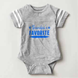 Grandpa's Favorite Baby Bodysuit
