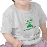 grandpa's girl tshirt