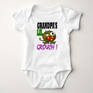 Grandpa's Lil Grouch Baby Bodysuit