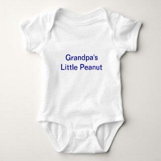 Grandpa's Little Peanut Baby Bodysuit