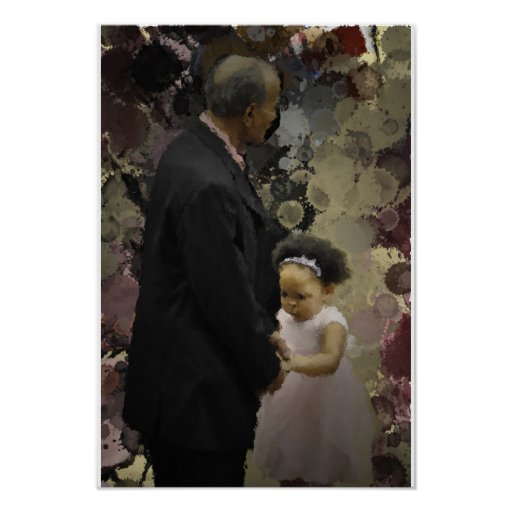 Grandpa's Little Sweetheart Poster