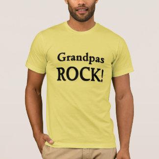 Grandpas ROCK! T-Shirt