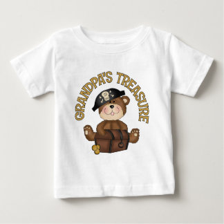 Grandpa's Treasure Baby T-Shirt