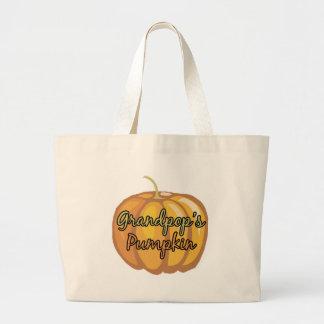 Grandpop s Pumpkin Bag