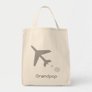 Grandpop Tote Bags