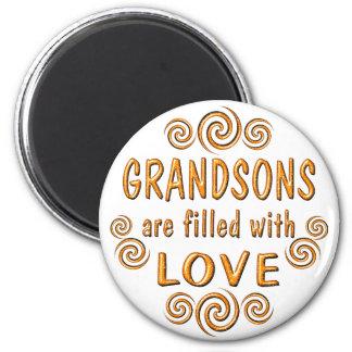 Grandson Fridge Magnet
