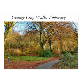 Grange Crag Walk, Tipperary Postcard