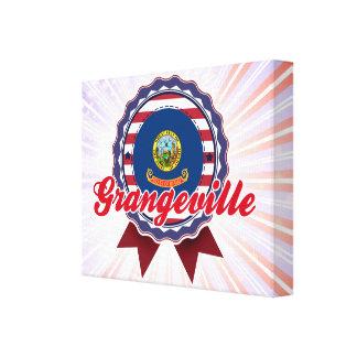 Grangeville ID Canvas Print