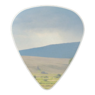 Granite County Montana Acetal Guitar Pick