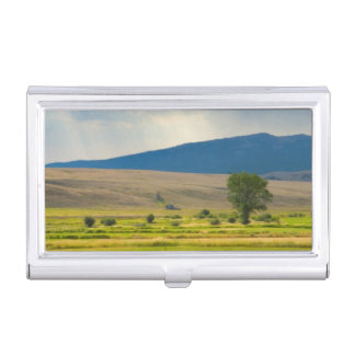 Granite County Montana Business Card Holder