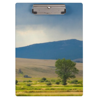 Granite County Montana Clipboard
