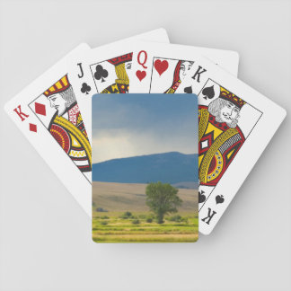 Granite County Montana Playing Cards