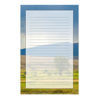 Granite County Montana Stationery