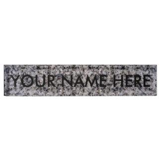 GRANITE ~ NAME PLATES