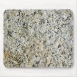 Granite Rock Macro Photography Mouse Pad