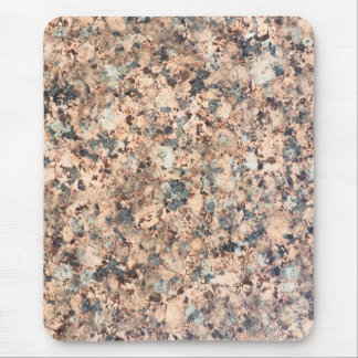 Granite texture mouse mat
