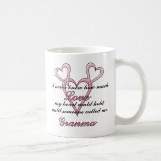 Granma (I Never Knew) Mother's Day Mug