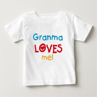 Granma Loves Me T-shirts and Gifts