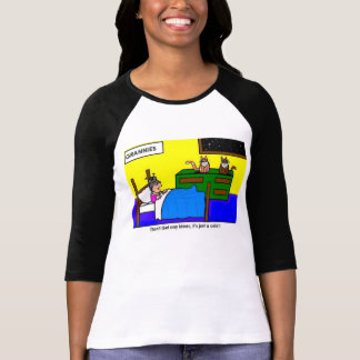 GRANNIES #3 IN THE SERIES TEE SHIRTS