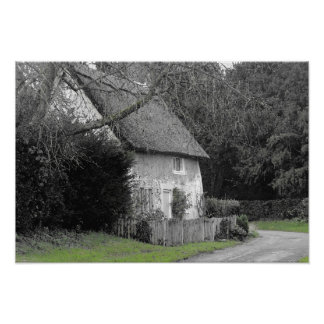 GRANNIES COTTAGE POSTER