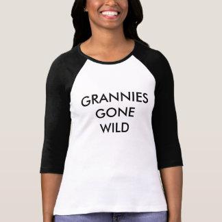 GRANNIES GONE WILD SHIRTS