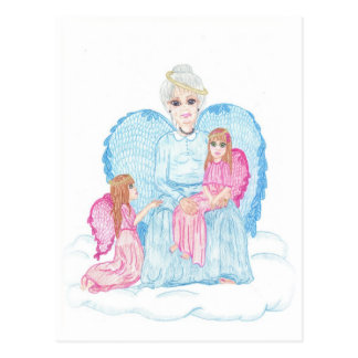 Granny Postcard