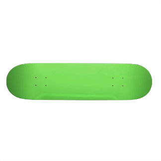 GRANNY SMITH APPLE GREEN (solid color) Skateboards