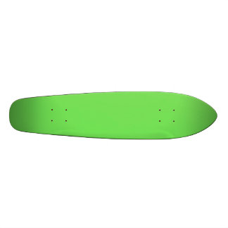 GRANNY SMITH APPLE GREEN (solid color) Skateboard Deck