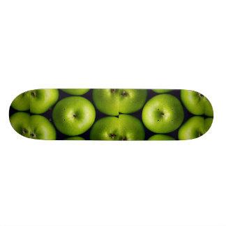 Granny Smith apples Skate Board