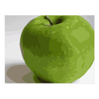 Granny Smith Green Apple Picture Postcards