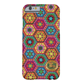Granny Square 6s Phone Case