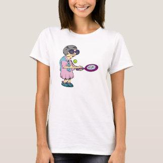 Granny Tennis T-Shirt