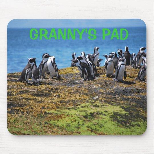 Granny's Pad Mouse Mat