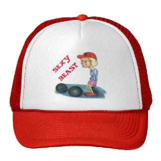 Granny's Sexy Beast Trucker Hat