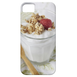 Granola, Oats, Toasted, Fruit, Berry, Raspberry, iPhone 5 Covers