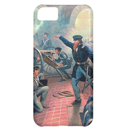 Grant Captures Mexico City 1860 iPhone 5C Case