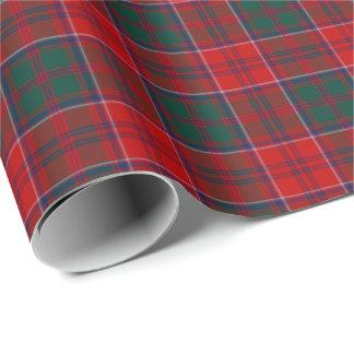 Grant Clan Tartan Wrapping Paper