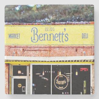 Grant Park, Atlanta, Bennett's Deli Coasters Stone Coaster