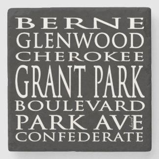 Grant Park, Atlanta, Georgia, Streets, Coasters