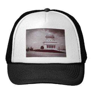 Grant s Tomb Vintage Photo Mesh Hats