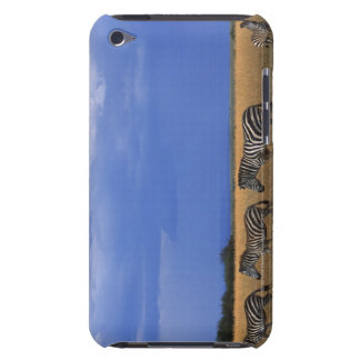 Grant Zebra 2 Barely There iPod Cases