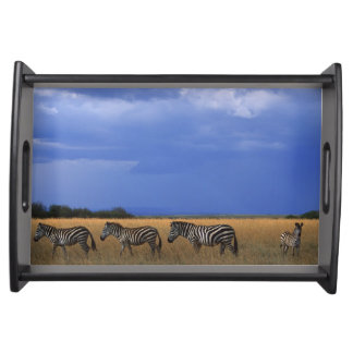 Grant Zebra 2 Serving Tray
