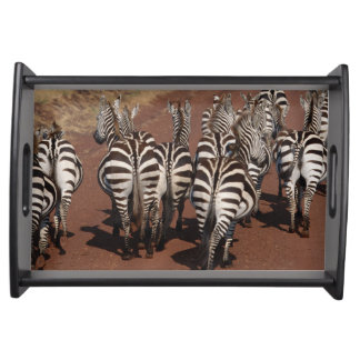 Grant Zebra 4 Serving Tray