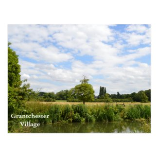 Grantchester Meadows Postcard